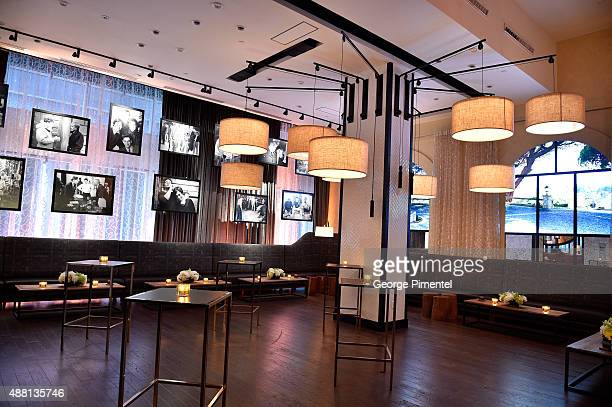 Genera view of the atmosphere at the Vanity Fair toast of 'Freeheld' at TIFF 2015 presented by Hugo Boss and supported by JaegerLeCoultre at...