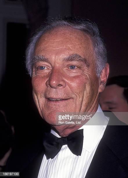 General Alexander Haig attends Ellis Island Medal of Honor Awards Gala on December 9 1990 at Ellis Island in New York City
