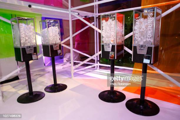 General atmosphere at Aldo Collaborates With Refinery 29 On '29 Rooms' on September 5 2018 in New York City