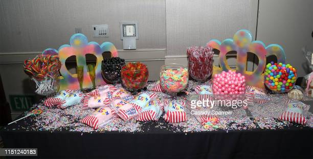 General Atmosphere at Jirah Mayweather's Sweet 16 Birthday Party at Hyatt In Valencia on June 20 2019 in Valencia California