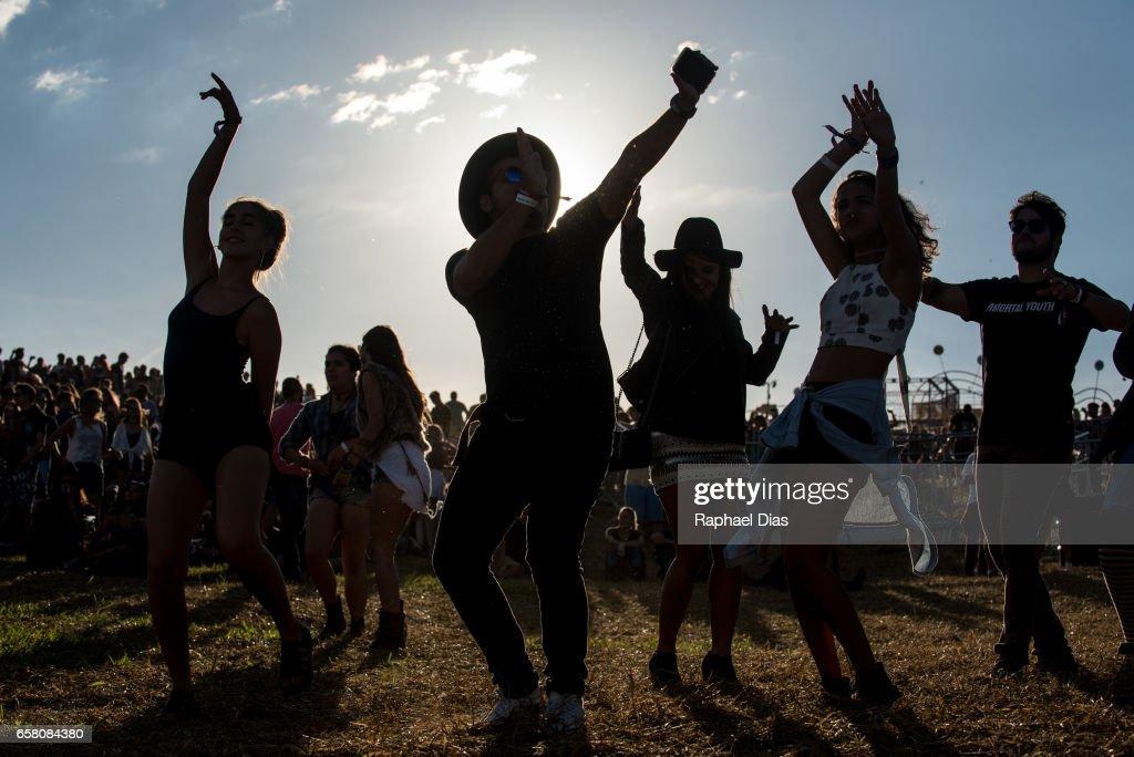 2017 Lollapalooza Brazil - Day 2 : News Photo