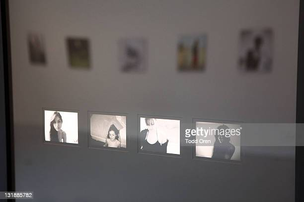 """General Atmosphere at Martha Otero Gallery for Sasha Grey's private launch party for her """"Neu Sex"""" Book on May 3, 2011 in Los Angeles, California."""