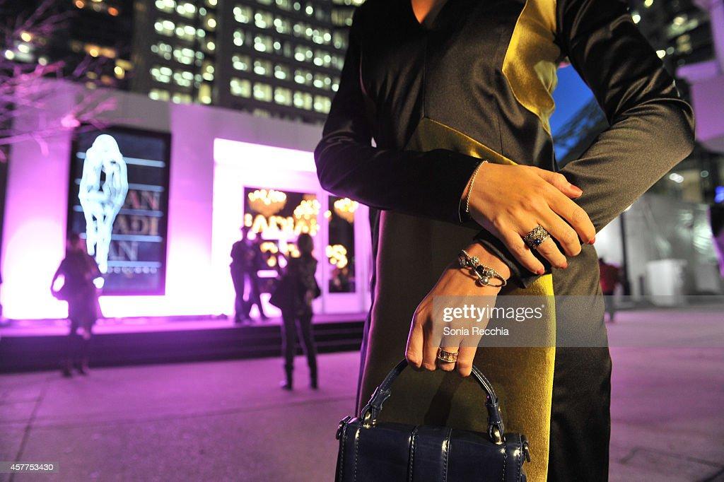 PANDORA Jewellery At World MasterCard Fashion Week In Toronto - Day 2 : News Photo