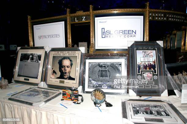 General atmosphere at the 18th Annual Big Brothers Big Sisters Of NYC Casino Jazz Night at Cipriani 42nd Street on June 20 2017 in New York City