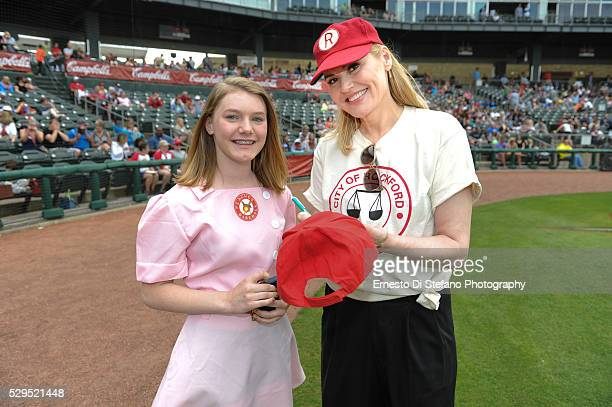 General atmosphere at the 'A League Of Their Own' event at Geena Davis' 2nd Annual Bentonville Film Festival Championing Women And Diverse Voices In...