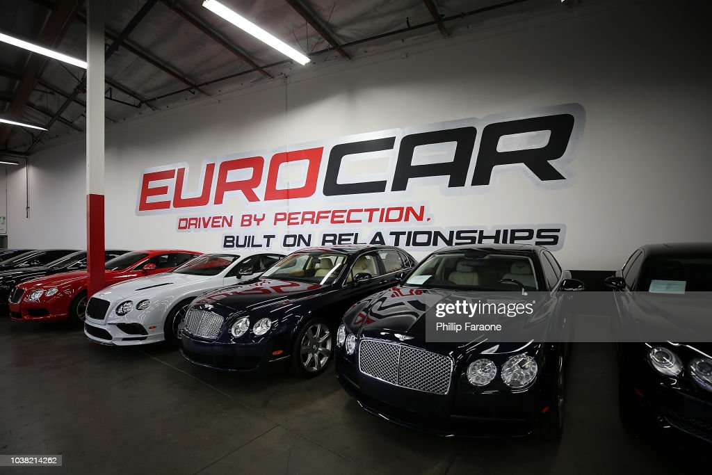 Eurocollective At Eurocar - Watch Boutique Grand Opening