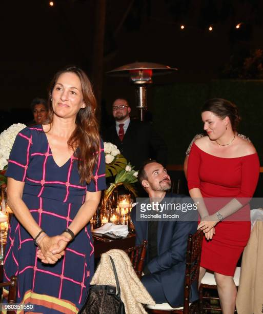 General atmosphere at The Foundation for Living Beauty Dinner Under the Stars on May 19 2018 in Beverly Hills California