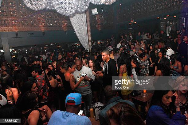 General Atmosphere at the Grey Goose, Grand Tactics & JL Nights The Take Care Grammy Party Hosted by Drake at Greystone Manor Supperclub on February...