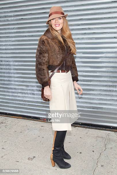 """General atmosphere at the """"Nicopanda Fashion Collection Presentation"""" arrivals during NYFW A/W 2016 at 541 West 22nd Street in New York City. �� LAN"""