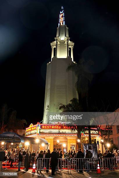 "General atmosphere at the Paramount Pictures premiere of the film ""Shooter"" at the Mann Village Theatre on March 8, 2007 in Westwood, California."