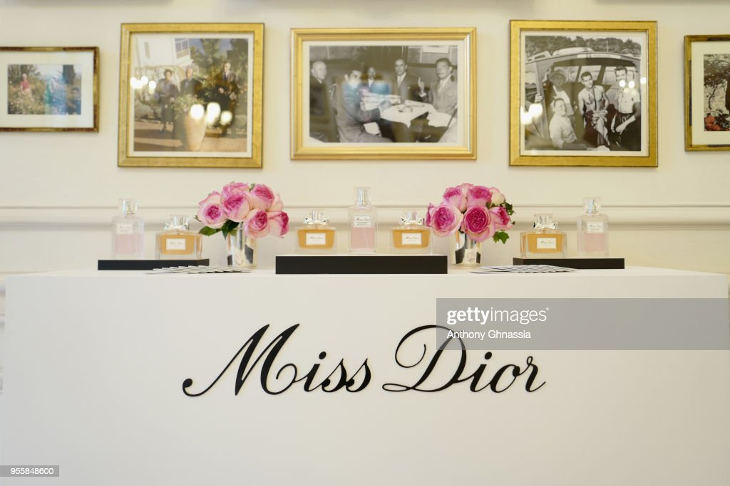Parfums Christian Dior Cocktail And Dinner At La Colle Noire - Arrivals : ニュース写真