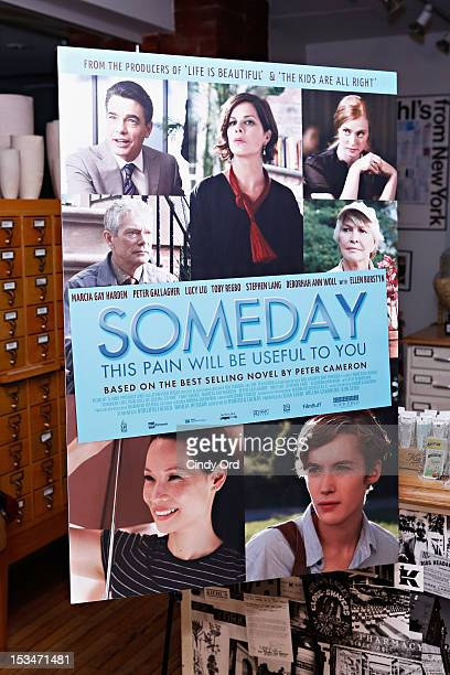 General atmosphere at the 'Someday This Pain Will Be Useful To You' New York Screening after party at Kiehl's Since 1851 Flagship Store on October 5...