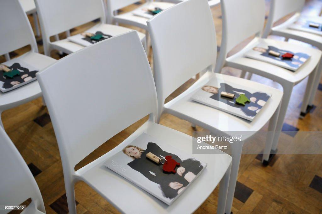 The Woolmark Company Panel  - Der Berliner Salon AW 18/19