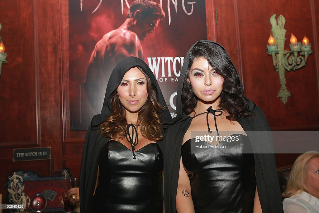 General Atmosphere At The Witches Of East End Season 2 Premiere News Photo Getty Images