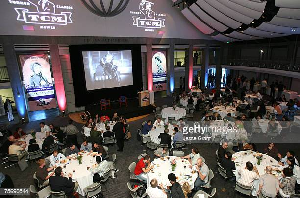 General atmosphere at the Young Film Composers Competition 2007 presented by Turner Classic Movies at The Skirball Cultural Center on July 25 2007 in...