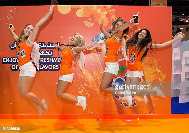 General Atmosphere during Fanta Masters launch the 2016 season of their awardwinning gaming league with EA Sports FIFA 16 and PlayStation at MEFCC...
