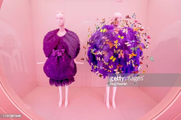 General Atmosphere during Notes On Fashion Press Preview at The Metropolitan Museum of Art on May 06 2019 in New York City