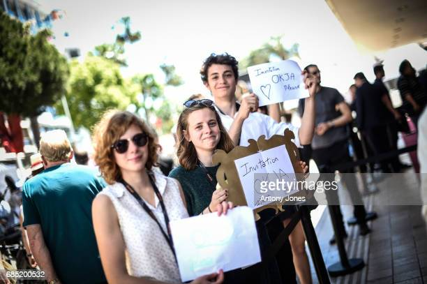 General atmosphere during the 70th annual Cannes Film Festival at on May 19 2017 in Cannes France