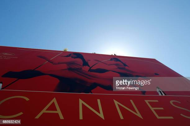 General atmosphere during the 70th annual Cannes Film Festival at on May 20 2017 in Cannes France