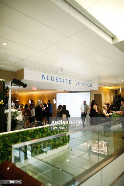 General atmosphere during the Bluebird London New York City launch party at Bluebird London on September 5, 2018 in New York City.