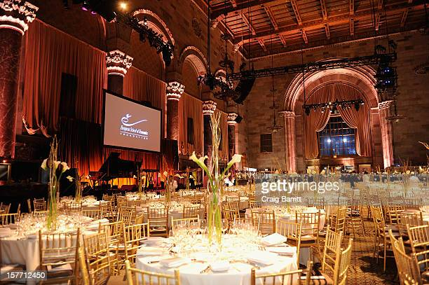 General atmosphere during the European School Of Economics Foundation Vision And Reality Awards on December 5 2012 in New York City