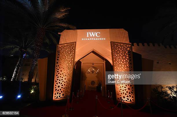 General atmosphere during the fifth IWC Filmmaker Award gala dinner at the 13th Dubai International Film Festival during which Swiss luxury watch...