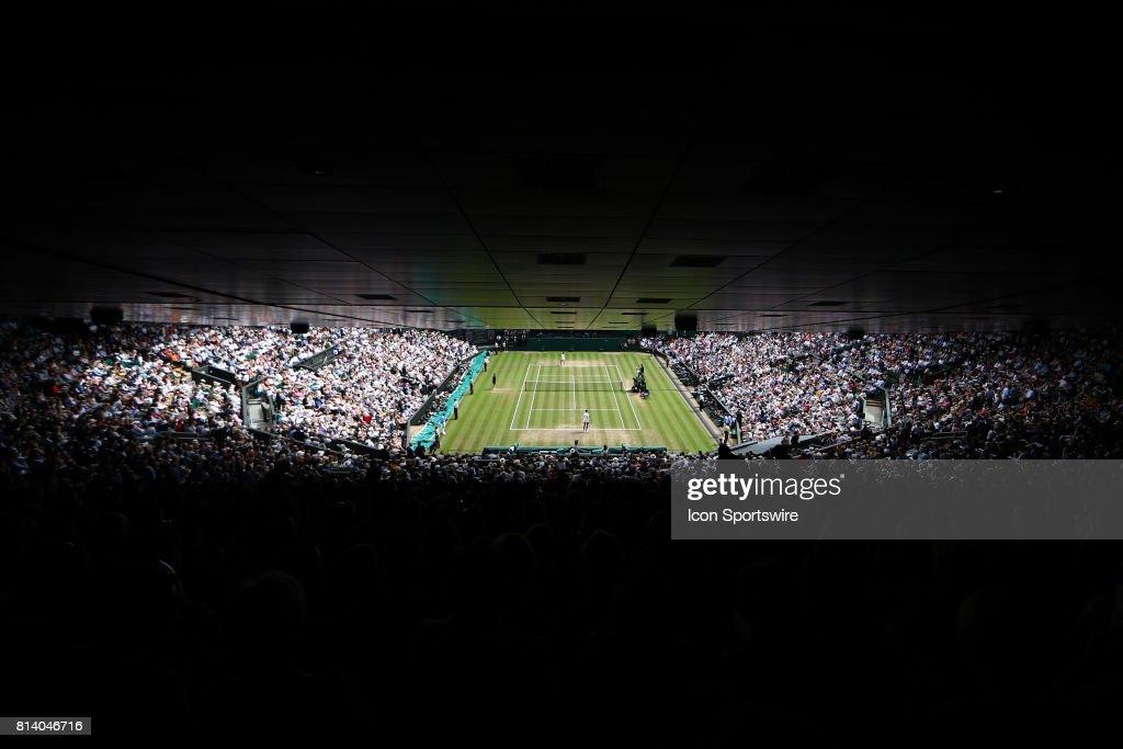 TENNIS: JUL 13 Wimbledon : ニュース写真