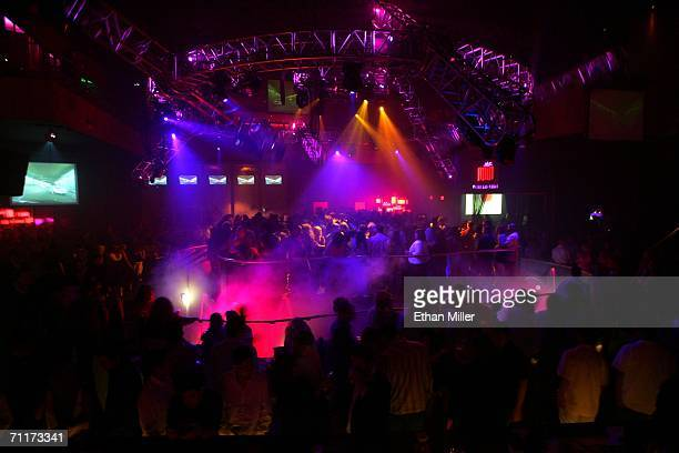 General atmosphere inside at the opening night party during the CIneVegas Film Festival at Rain Nightclub inside the Palms Casino Resort on June 9...