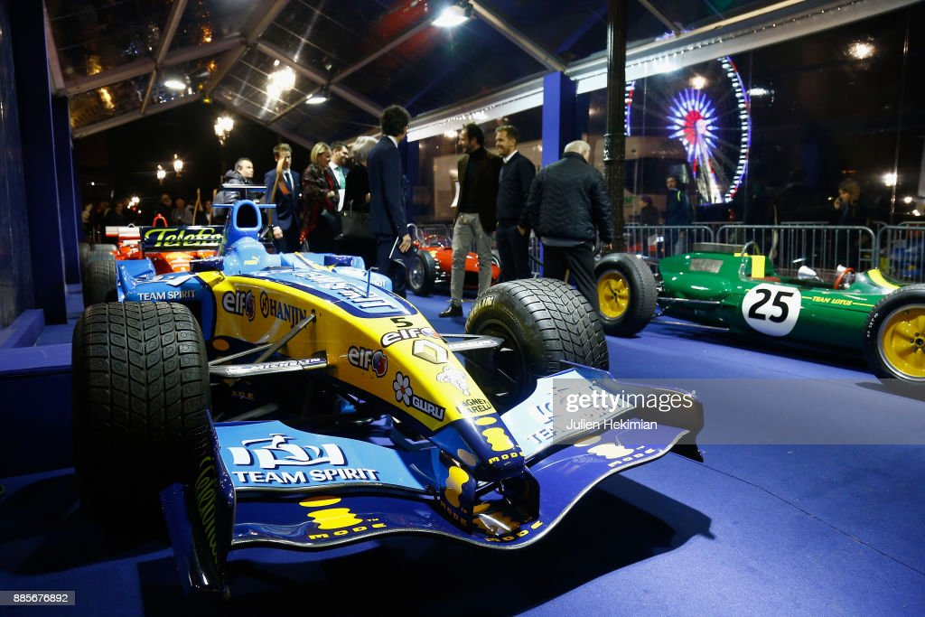 A general atmosphere of the FIA Hall of Fame Induction ceremony at Automobile Club De France on December 4, 2017 in Paris, France.