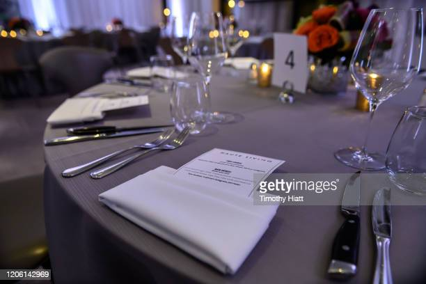 General atmosphere of the Haute Living, HYT and Geneva Seals honor Zach Lavine at The Virgin Hotel on February 13, 2020 in Chicago, Illinois.