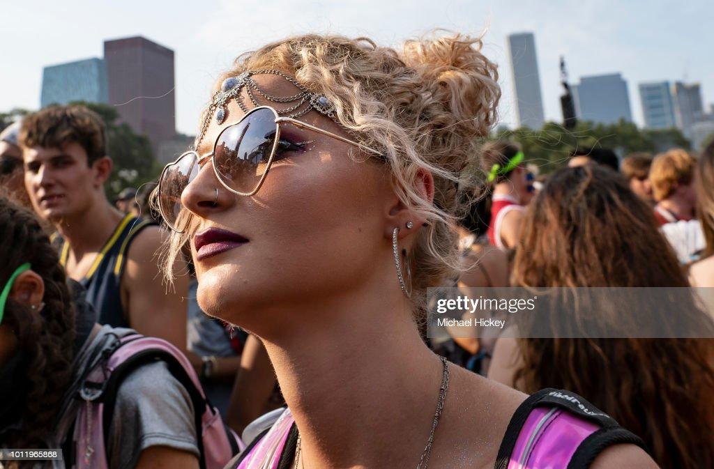 2018 Lollapalooza - Day 4 : News Photo