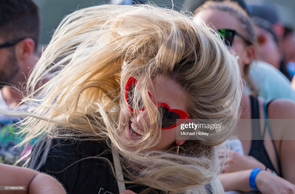 2018 Lollapalooza - Day 2 : News Photo