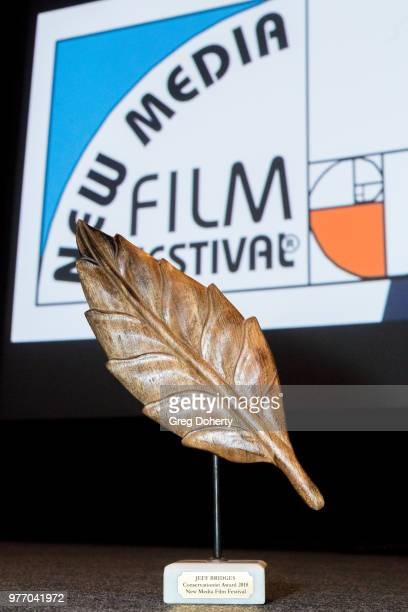 General atmosphere shot at the 9th Annual New Media Film Festival at James Bridges Theater on June 16 2018 in Los Angeles California