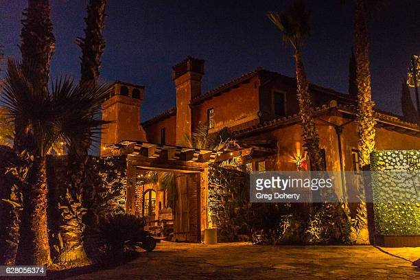 General atmostphere shots at Becca Tilley's Blog And YouTube Launch Party at The Bachelor Mansion on December 5 2016 in Los Angeles California