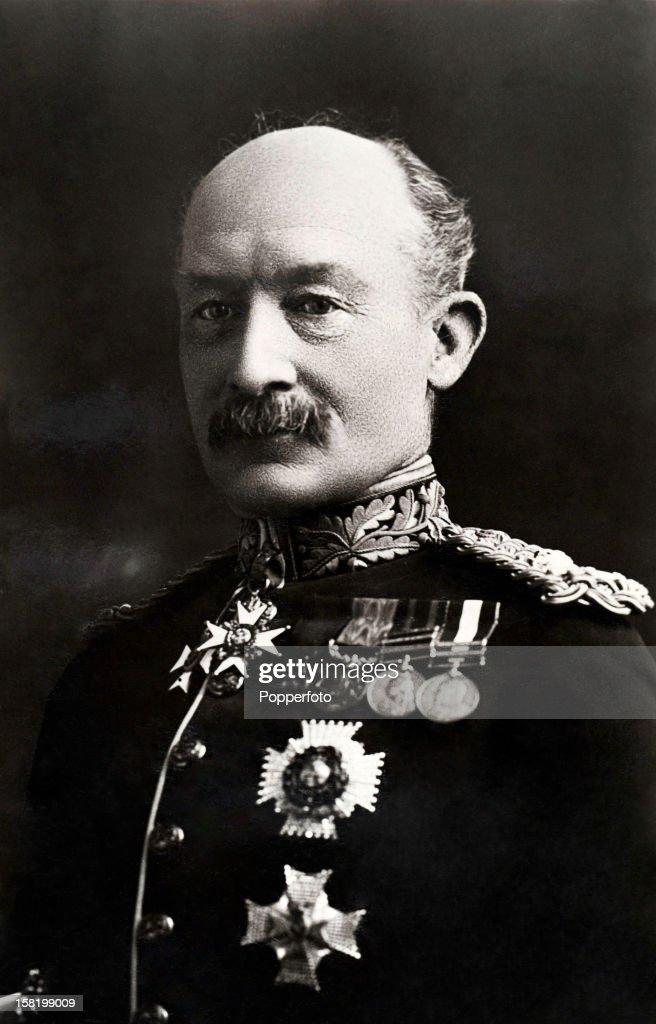General Baden Powell Circa 1905 Robert Baden Powell Was A
