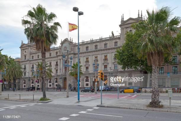 algemene kapiteinschap van barcelona - gwengoat stockfoto's en -beelden