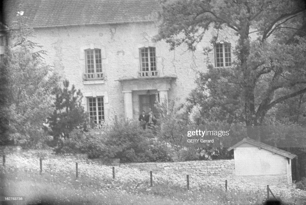 General Charles De Gaulle And Pinay In Colombey Les Deux Eglises En News Photo Getty Images