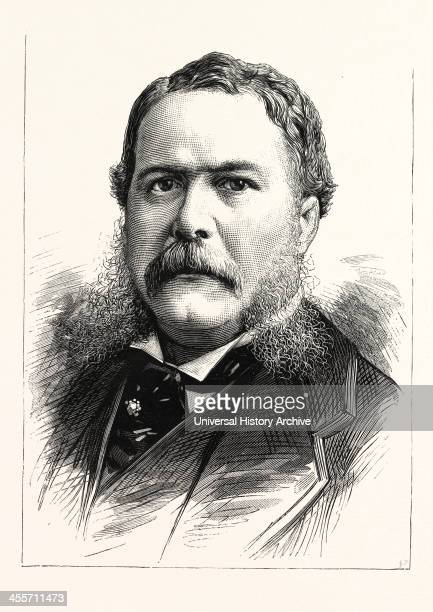 General Chester A Arthur VicePresidentElect Of The United States