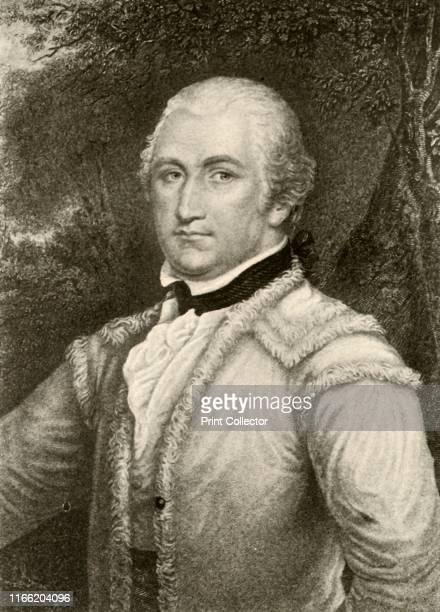 General Daniel Morgan in a buckskin coat of the Virginia rangers' circa 1780 Daniel Morgan American pioneer soldier and politician from Virginia...