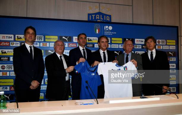 General Director FIGC Michele UvaTeam manager Gabriele Oriali FIGC Commissioner Massimo Fabbricini Head coach Italy Roberto Mancini FIGC Vice...