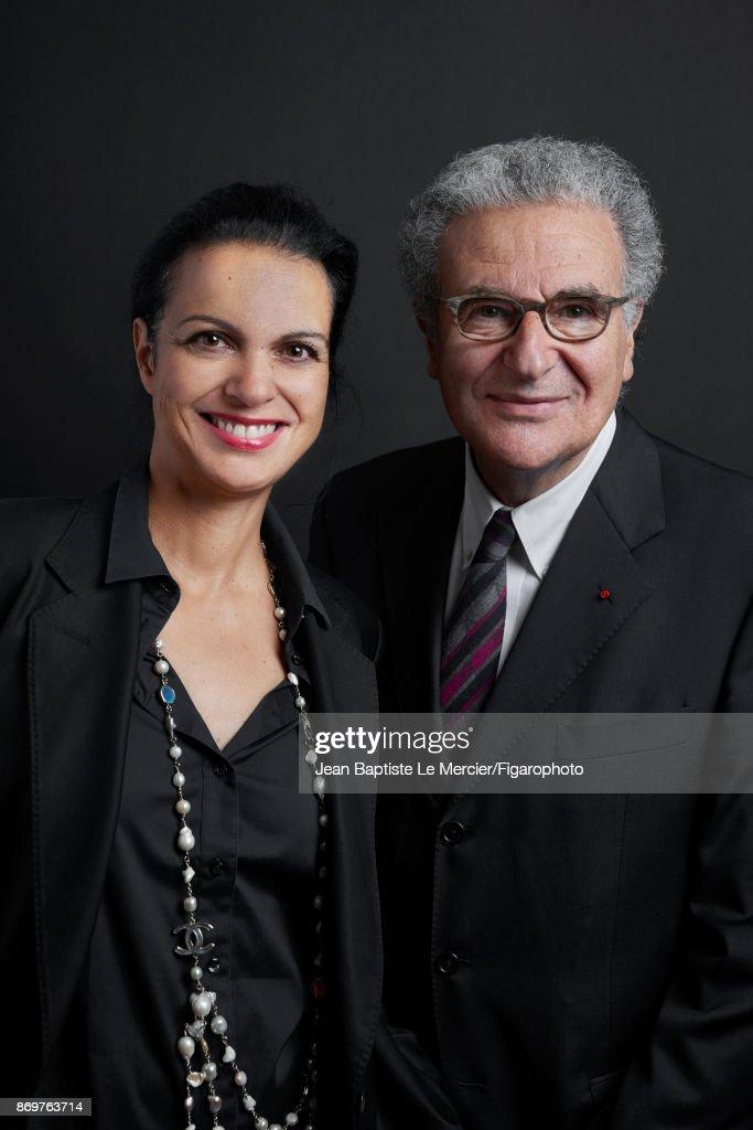 2017 Toronto Film Festival, Madame Figaro, October 20, 2017