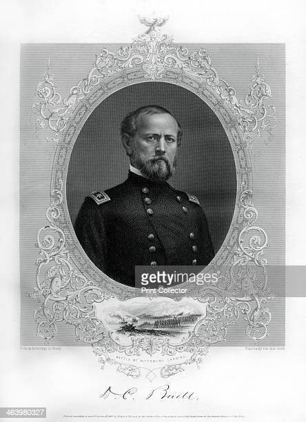General Don Carlos Buell, US Army officer, 1862-1867. Buell was a general in the Union army in the American Civil War. After helping to organise the...