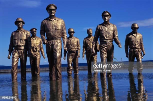 General Douglas MacArthur Landing Memorial