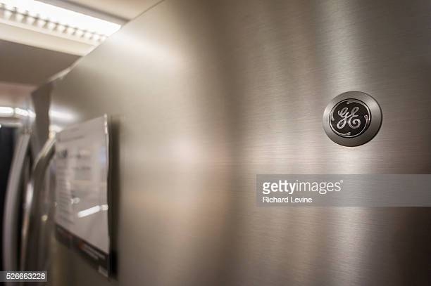 General Electric appliances in a Home Depot in New York is seen on Monday September 8 2014 General Electric announced that it is selling its...