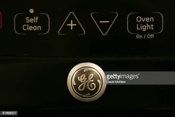 General Electric stoves are sold at a department store July 10 2008 in Los Angeles California General Electric Co is exploring options for its...
