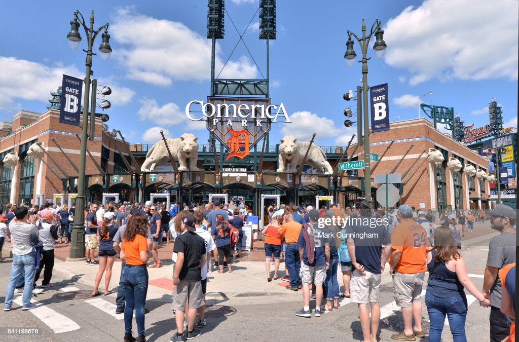Los Angeles Dodgers v Detroit Tigers : ニュース写真