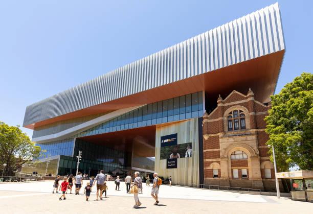 AUS: New Western Australian Museum Boola Bardip Opens To Public