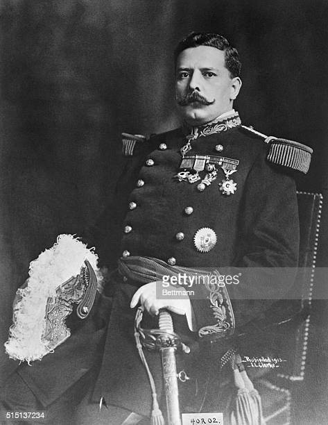 General Felix Diaz nephew to the dictator Porfirio Diaz He led unsuccessful rebellions against Francisco Madero the man who ousted his uncle and...