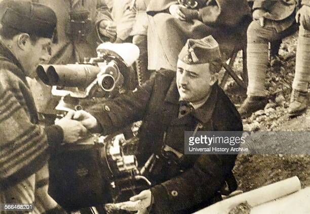 General Francisco Franco at the Battle of the Ebro was the longest and largest battle of the Spanish Civil War It took place between July and...