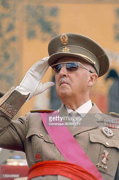 General Francisco Franco Bahamonde in 1967